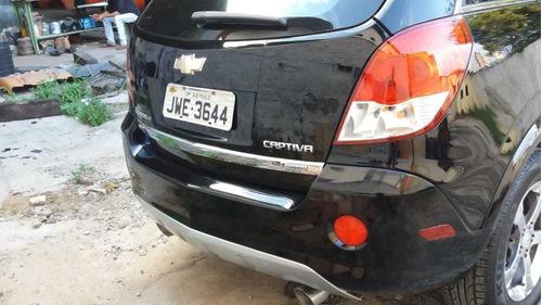 captiva sport awd 3.6 v6 4x4, ano 2008/2009, gasolina