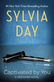 captivated by you / sylvia day (envíos)
