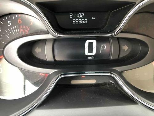 captur 2019/2019 1.6 intense automático cvt emplacado 2020