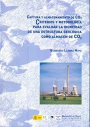 captura y almacenamiento de co2 : criterios y metodología pa