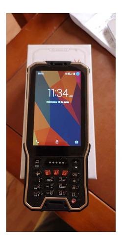 capturador datos android 4g nfc pda