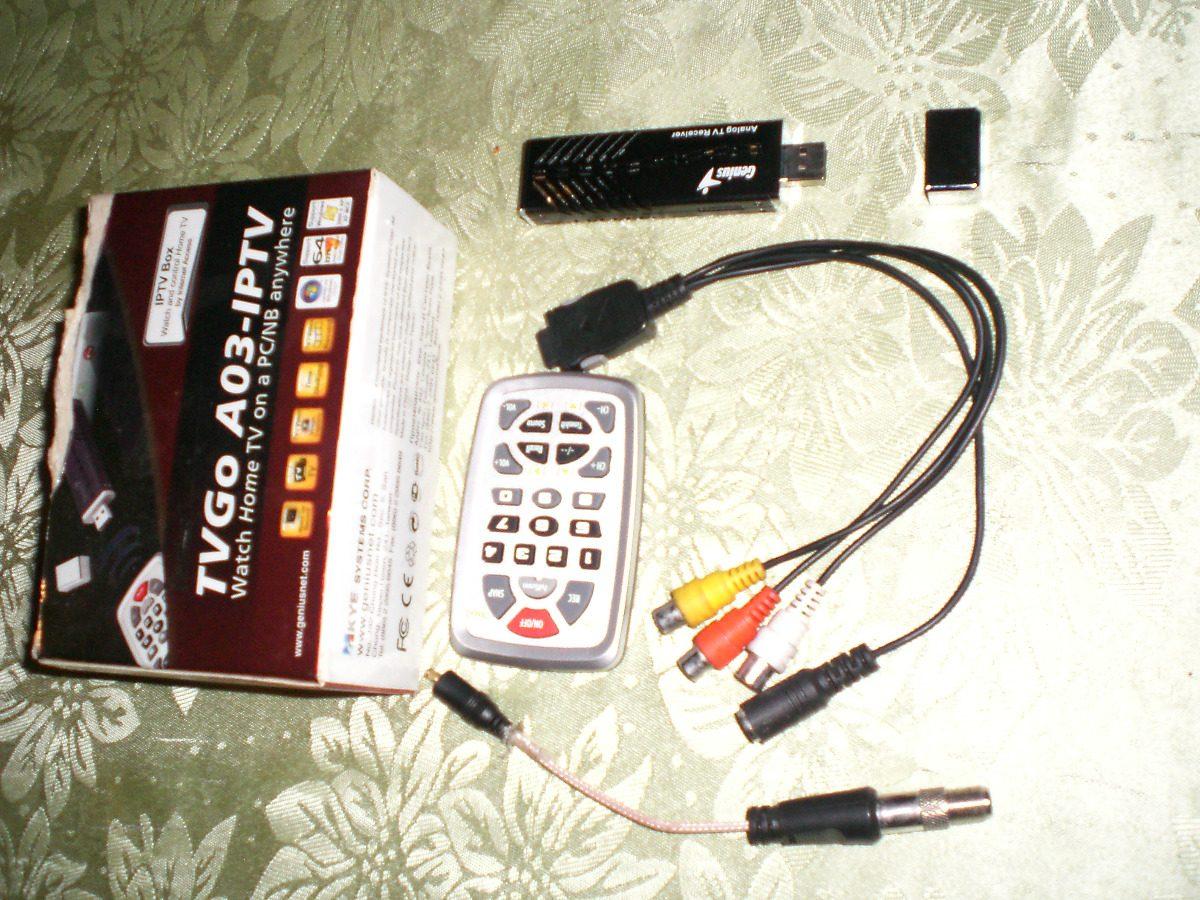 GENIUS TVGO A03-IPTV TREIBER WINDOWS 10