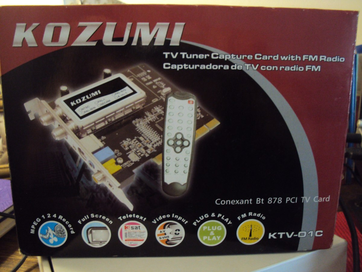 download driver kozumi k-7128pci