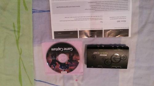 capturadora de video para ps3, xbox 360