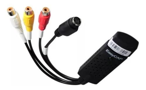capturadora video sonido easycap tarjeta usb delivery gratis
