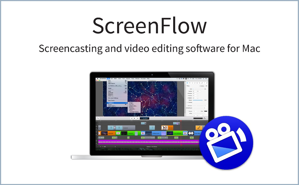 Capture a tela do seu mac screenflow v621 mac os x r 70 capture a tela do seu mac screenflow v621 mac os x r 7000 em mercado livre ccuart Images