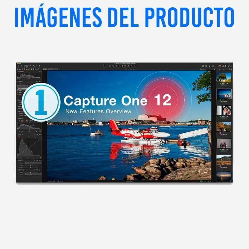 Capture One Pro V12 Permanente