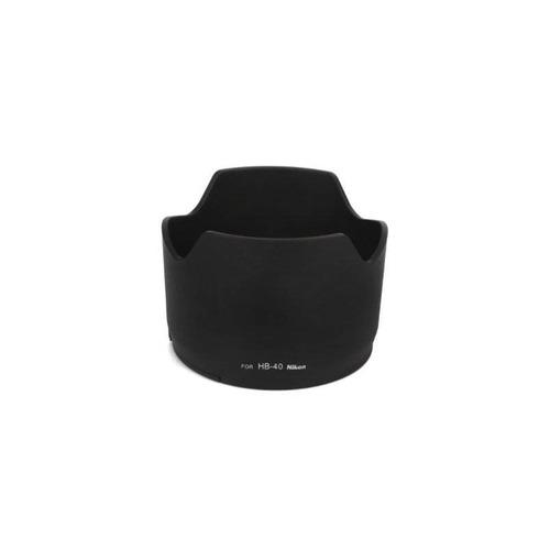 capucha para lente pixco hb-40 hb40 para nikon af-s 24-70mm