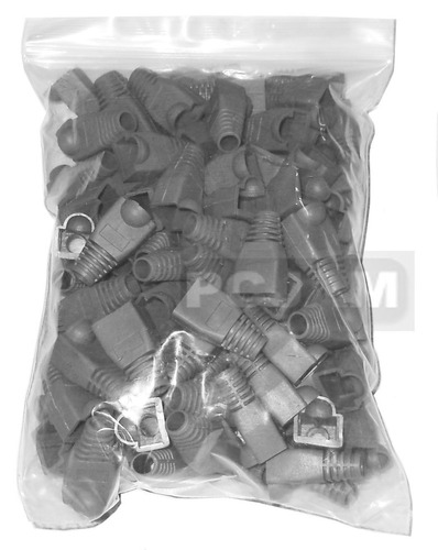capuchón rj45 color gris bolsa de 25 unidades ulink