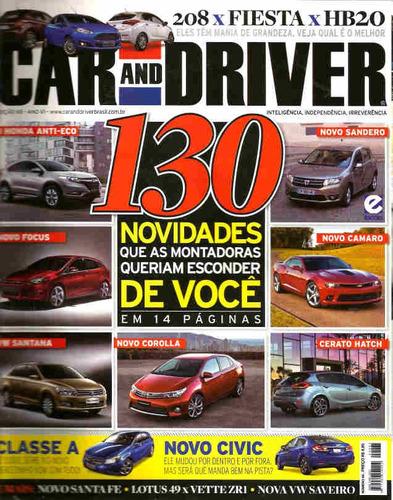 car and driver 65 * camaro * hb20 * corolla * lotus 49