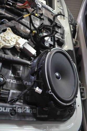 car audio instalaciones oem