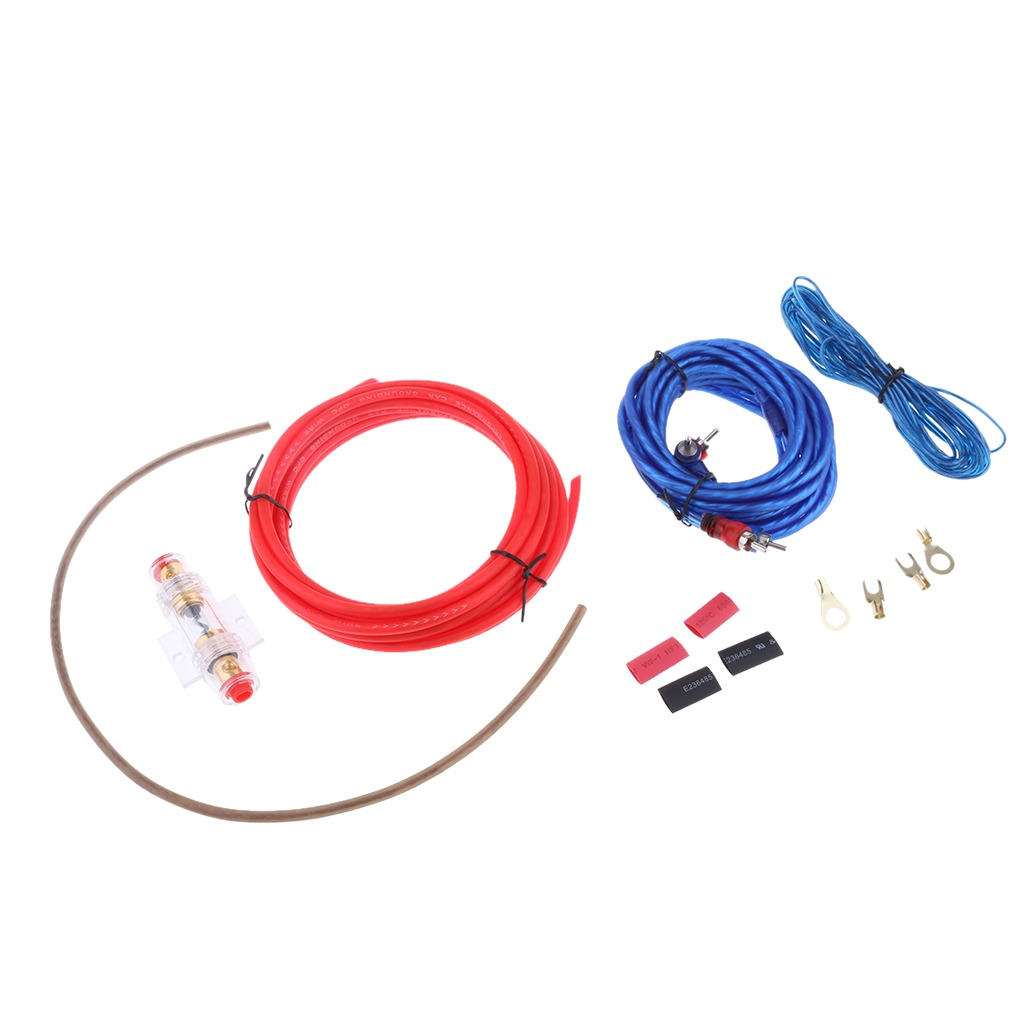 Car Audio Wire Wiring Amplifier Cables Subwoofer Speaker 10g on car audio amp wiring, car amplifier wiring, car subwoofer enclosure wiring, speaker tweeter wiring, car audio monitor wiring, car audio system wiring, car audio stereo wiring, car audio capacitor wiring diagram, car audio crossover wiring, car audio equalizer wiring,