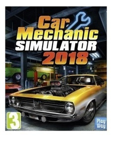 Car Mechanic Simulator 2018-pc-dvd(midia Fisica)
