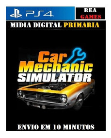 Car Mechanic Simulator Ps4 Original 1 Digital Envio Imediato