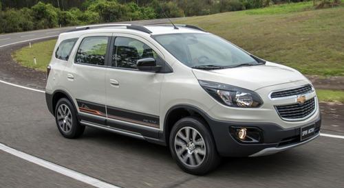 car one chevrolet spin 1.8 lt modelo 2019