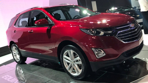 car one s.a! nueva chevrolet equinox premier awd at 2019