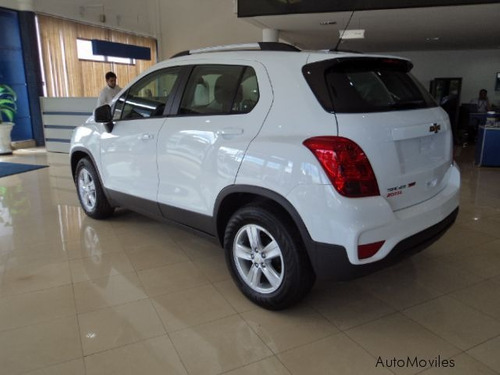 car one s.a ! nueva chevrolet tracker ltz premier fwd mt