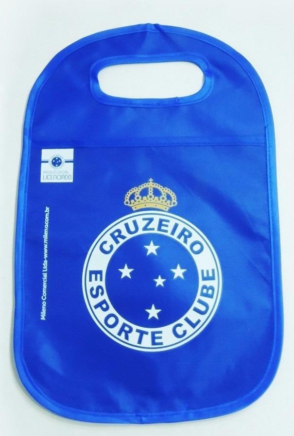 Lixo Car Para Carro Saquinho Sacola Cruzeiro Futebol Clube - R  17 ... 6125667606b7a