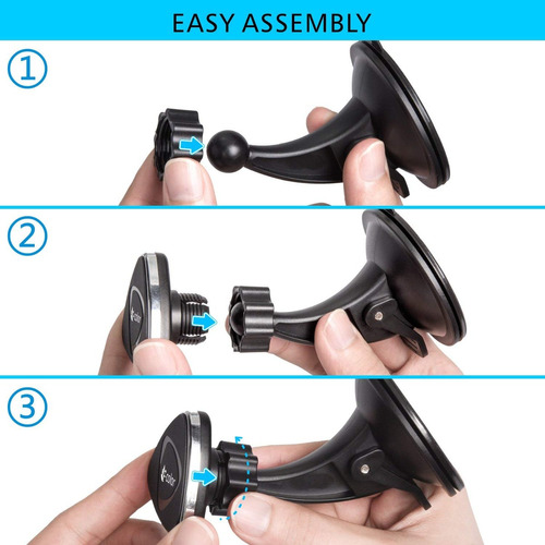 car phone holder, f-color magnetic car phone mount para tabl