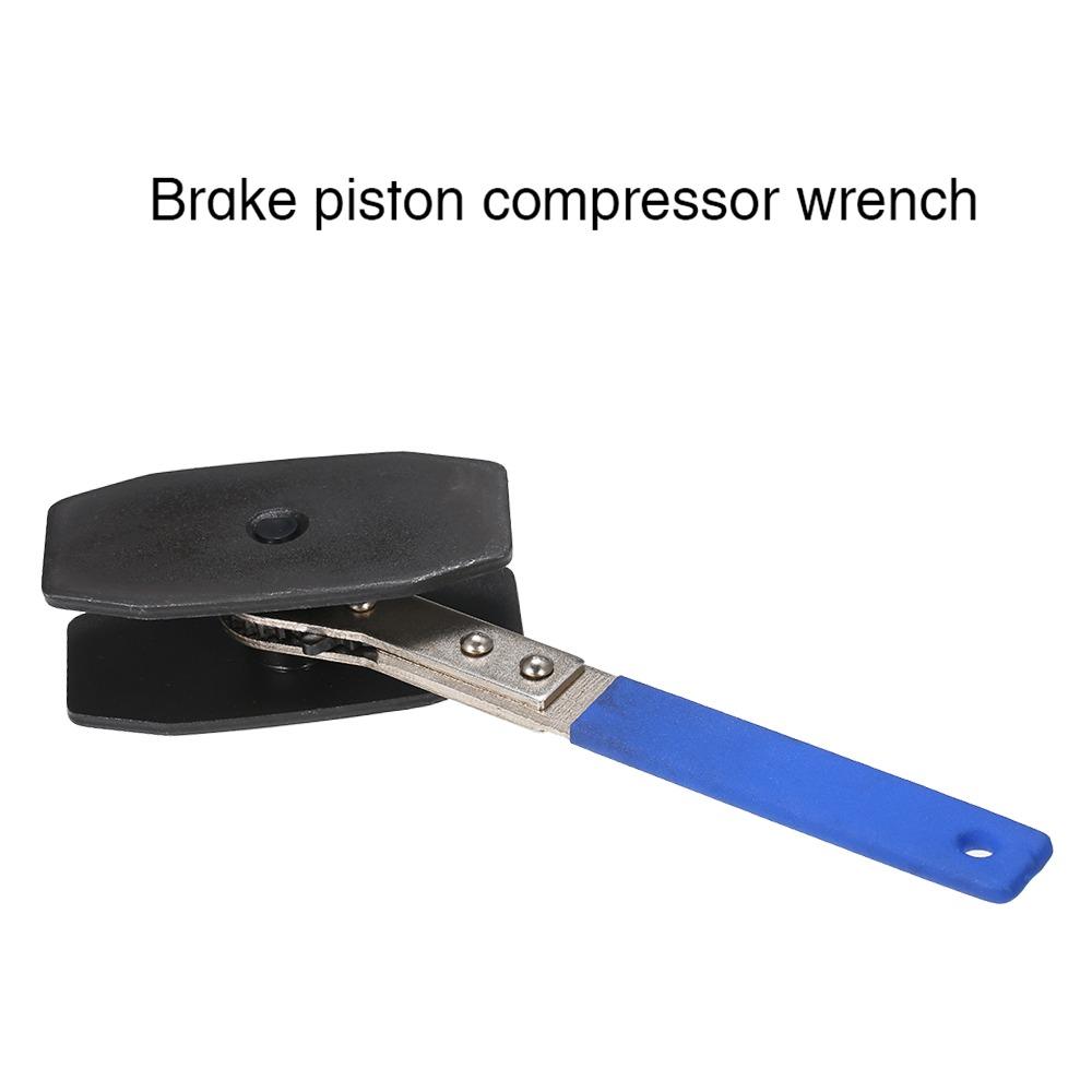 Car Thinchet Brake Piston Caliper Wrench Spreader Tool