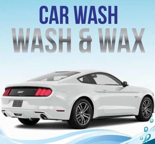 car wash a domicilio