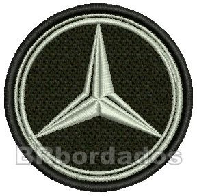 car024 rally f-1 kart stock tag patch bordado 7 cm