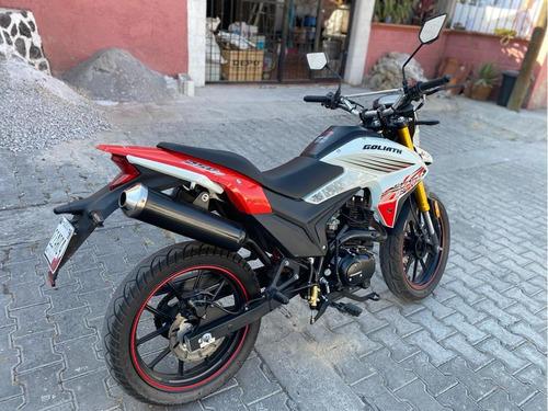 carabela goliath 250 cc