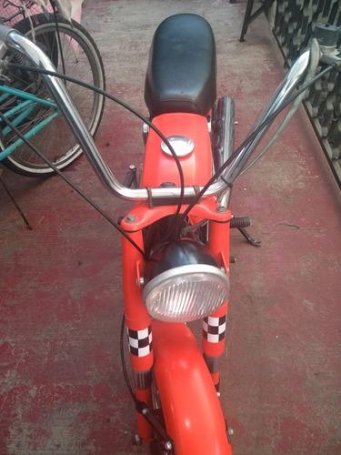 carabela  mini moto 100 c.c