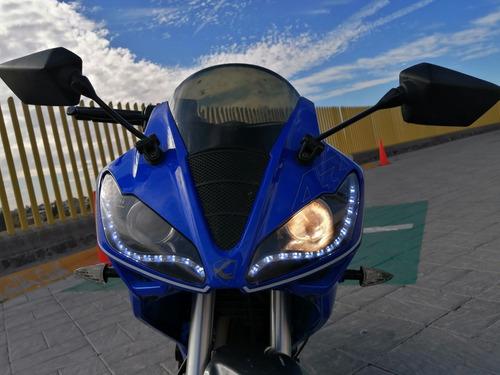 carabela r8 250cc
