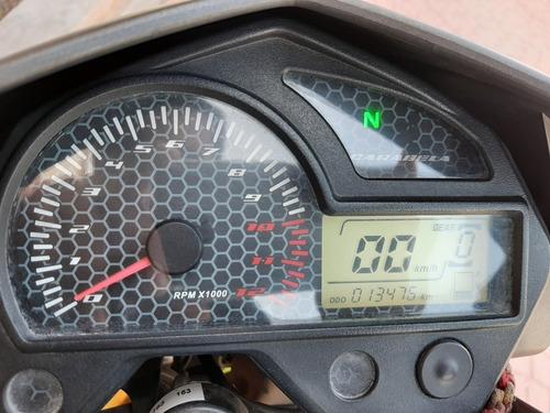 carabela  vector 250 cc