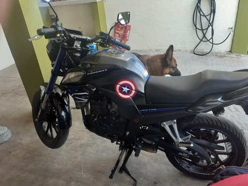 carabela vector 250cc 2019