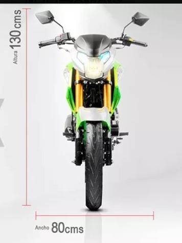 carabela  vector 250cc