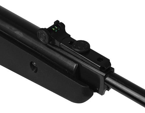 carabina cbc de pressão 5.5 mm b12-7 chumbinho 530 fps