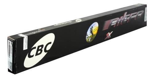 carabina de pressão 5,5mm 1000 fps cbc nitro-x até 305 m