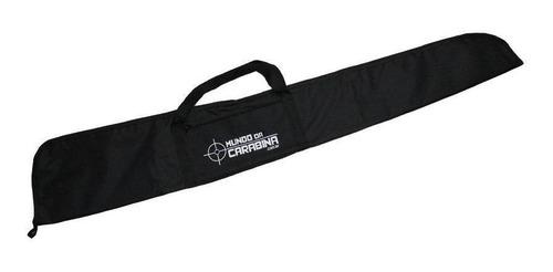 carabina de pressão cbc bam b12-7 4.5mm + capa + luneta 4x20