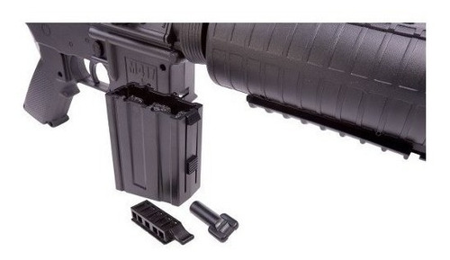 carabina de pressão chumbinho 4,5mm 625 fps crosman m4-177