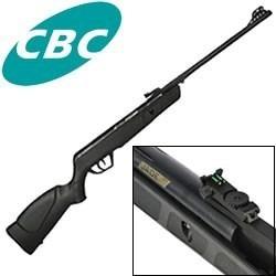 carabina de pressão chumbinho cbc jade 5,5mm - oxidada pp