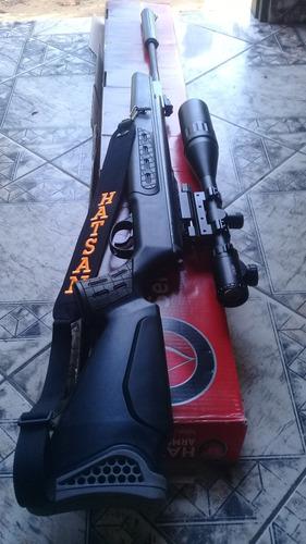 carabina de pressão hatsan ht 125 sniper vortex 5.5mm