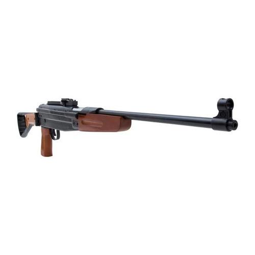 carabina de pressão spring fixxar patriot 5.5mm