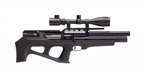 carabina pcp fx airguns wildcat .22 / 5,5