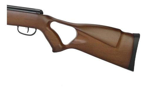 carabina pressão bam b19-z hunter wood match 5.5mm gr50kg