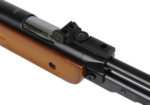 carabina pressão chumbinho espingarda fixxar west 5.5 + capa