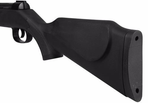 carabina pressão chumbinho espingarda qgk 14 5.5mm + capa