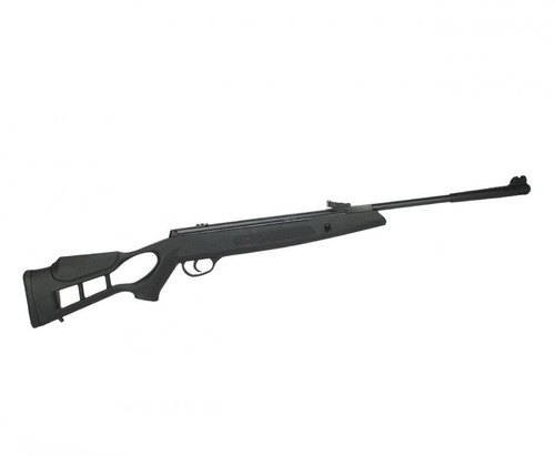 carabina pressão hatsan striker edge gas ram 60kg  5,5mm