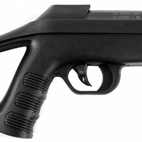 carabina pressão nitro x 1000 cbc gas ram 5,5mm x1000