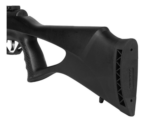 carabina pressão rossi sag r1000 5.5mm + gás ram nitro + kit