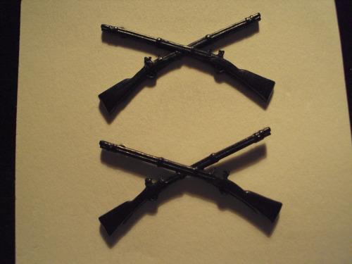 carabinas infanteria marina us (par)
