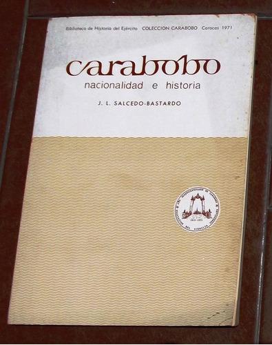 carabobo nacionalidad e historia