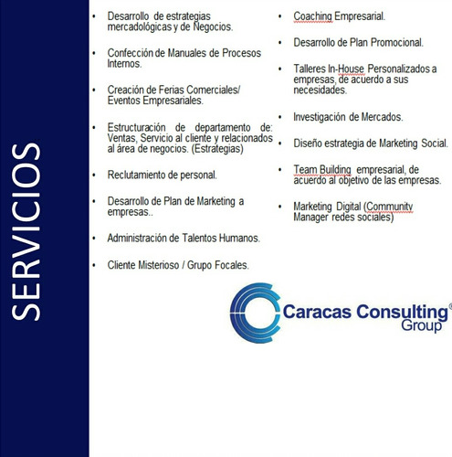 caracas consulting group