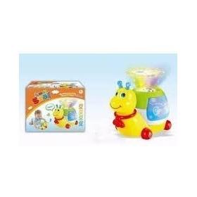 Caracol Luminoso C/proyector Y Sonido -zippy Toys Imperdible